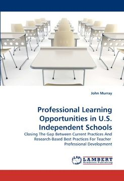 portada professional learning opportunities in u.s. independent schools