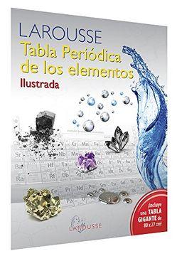 portada Tabla Periodica de los Elementos Ilustrada