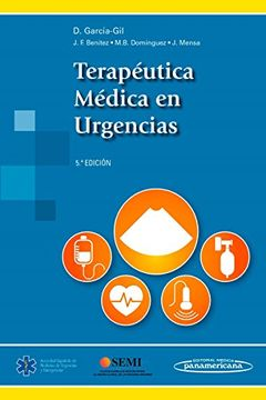 portada Terapéutica Médica en Urgencias