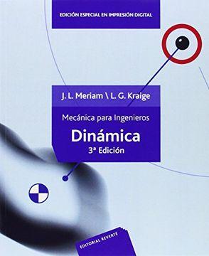 portada Mecanica Para Ingenieros Dinamica 3'ed