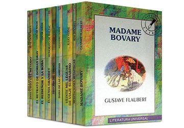 portada Colección 10 Libros de Literatura Clásica Universal