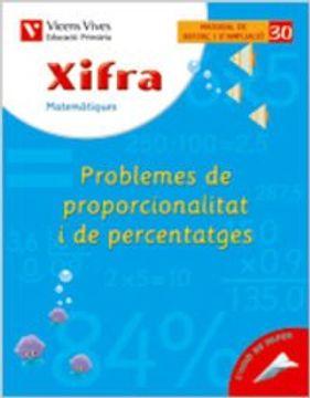 portada Xifra Quadern 30.  Matematiques.  Reforç I Ampliacio