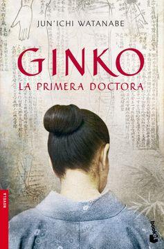 portada Ginko. La Primera Doctora Nê2324. Booket.