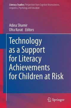 portada technology as a support for literacy achievements for children at risk