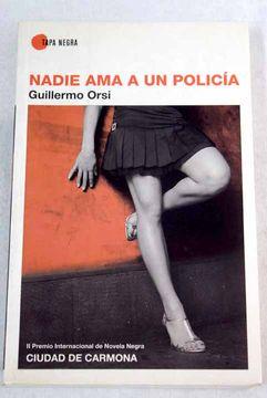 portada Nadie ama a un policía