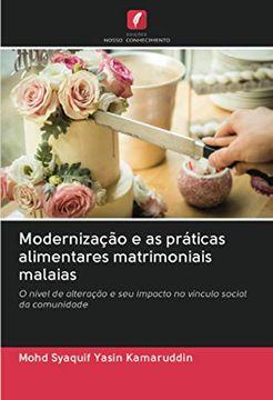 portada Modernização e as Práticas Alimentares Matrimoniais Malaias: O Nível de Alteração e seu Impacto no Vínculo Social da Comunidade