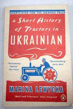 portada A short history of tractors in Ukrainian