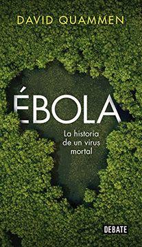 portada Ébola: La Historia de un Virus Mortal