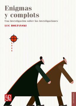 portada Enigmas y Complots