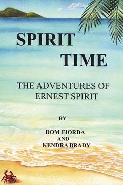 portada spirit time - the adventures of ernest spirit