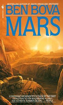 portada Mars (libro en Inglés)