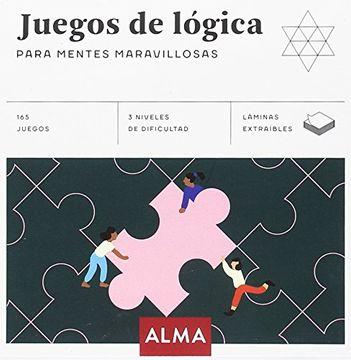 portada Juegos de Logica Para Mentes Maravillosas