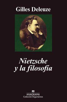 portada Nietzsche y la Filosofía