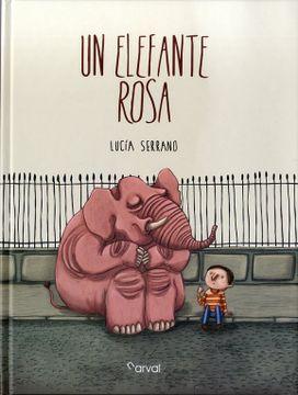 portada Un Elefante Rosa