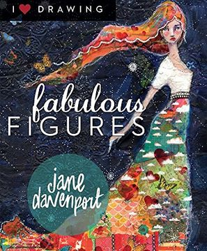 portada Fabulous Figures (I Heart Drawing) (libro en Inglés)