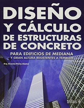 portada Diseño y Cálculo de Estructuras de Concreto