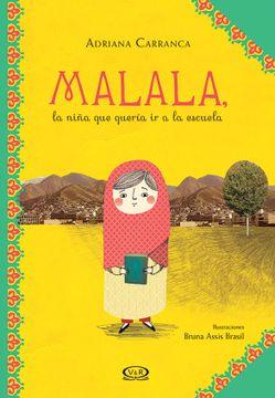 portada Malala, la Nina que Queria ir a la Escuela