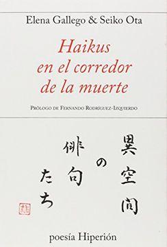 portada Haikus en el Corredor de la Muerte