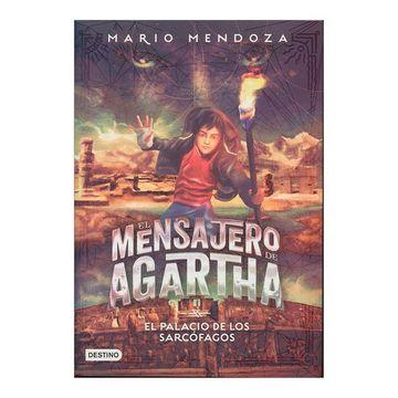 portada El Mensajero de Agartha 2 el Palacio de los Sarcofagos