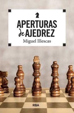 portada Aperturas de Ajedrez