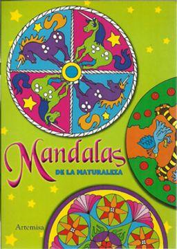 portada Mandalas de la Naturaleza