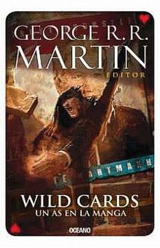 portada Wild Cards 6: Un as en la Manga