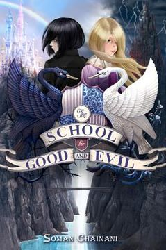 portada the school for good and evil