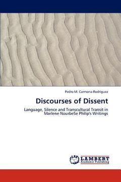 portada discourses of dissent