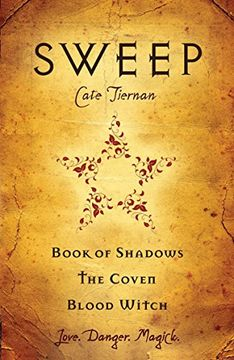 portada Sweep, Volume 1: Book of Shadows (libro en Inglés)