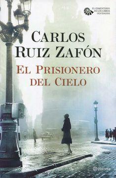 portada El Prisionero del Cielo