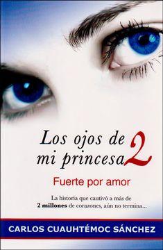 portada Los Ojos de mi Princesa 2