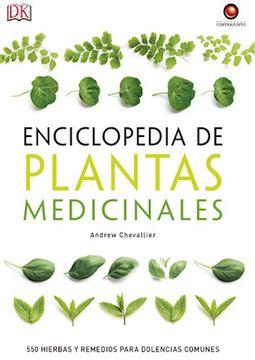 portada Enciclopedia de Plantas Medicinales