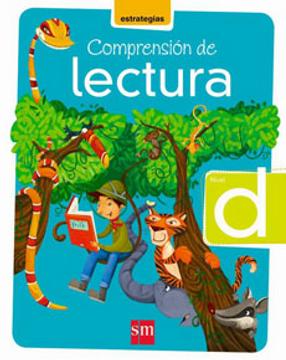 portada Estrategias de Comprensión de Lectura d (Sm)