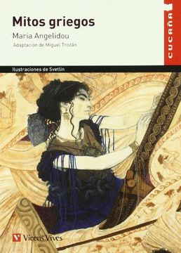 portada Cucaña, Mitos Griegos, Educación Primaria. Material Auxiliar
