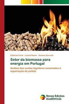 portada Setor da Biomassa Para Energia em Portugal