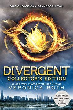 portada Divergent Collector's Edition (Divergent Series) (libro en Inglés)