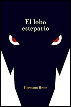 portada El Lobo Estepario
