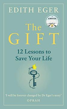 portada The Gift: 12 Lessons to Save Your Life (libro en Inglés)