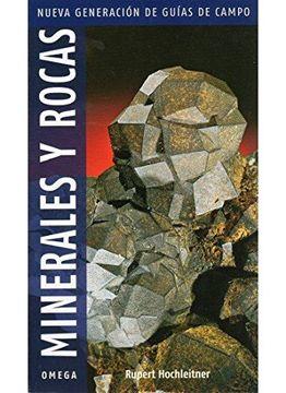 portada Minerales y Rocas. Guia