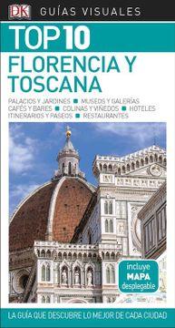 portada Guía Visual top 10 Florencia: La Guía que Descubre lo Mejor de Cada Ciudad (Guias Top10)