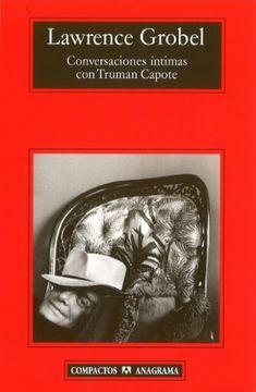 portada Conversaciones Intimas con Truman Capote