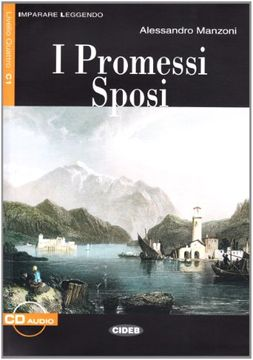 portada I Promessi Sposi (Libro en Italiano)
