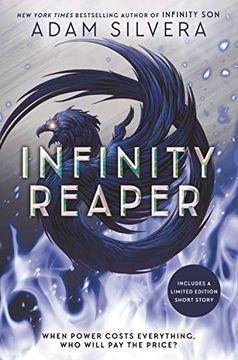 portada Infinity Reaper (libro en Inglés)