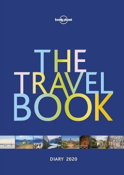 portada The Travel Book Diary 2020 (Lonely Planet) (libro en Inglés)