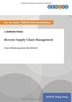 portada Reverse Supply Chain Management