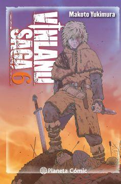 portada Vinland Saga nº 06