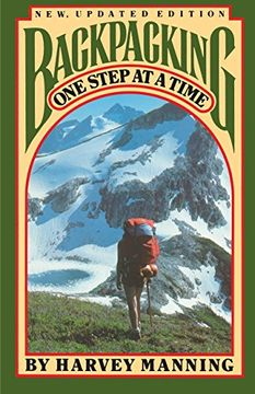 portada Backpacking: One Step at a Time (libro en Inglés)