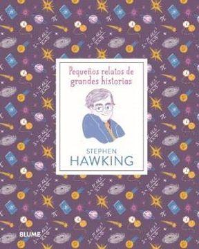 portada Pequeños Relatos. Stephen Hawking