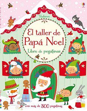 portada El Taller de Papa Noel