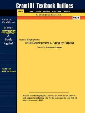 portada Adult Development & Aging